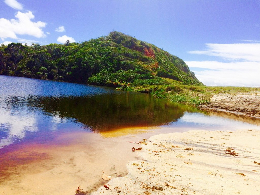 Lagoa do Satu